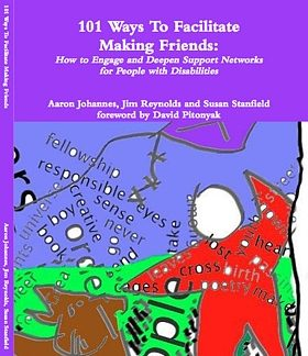 101 Ways to Facilitate Making Friends -book cover