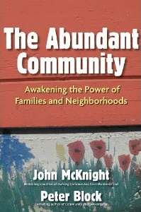 The Abundant Community - book cover