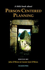 A Little Book on Person-Centered Planning - book cover