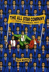 The All Star Company - book cover