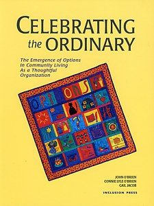 Celebrating the Ordinary - book cover