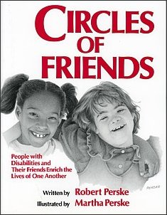 Circles of Friends - Perske - book cover