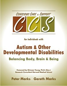Conscious Care & Support - book cover