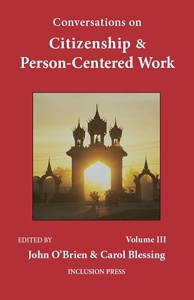 Citizenship & Person-Centered Work - book cover