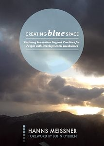 Creating Blue Space - book cover