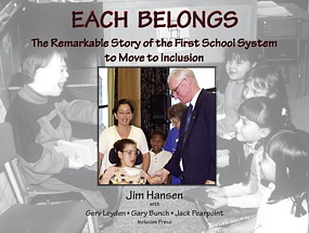 Each Belongs book cover