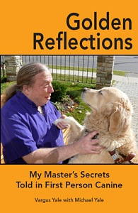 Golden Reflections - book cover