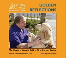 Golden Reflections - cd - cover