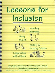 Lessons for Inclusion - book cover