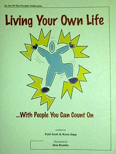 Living Your Own Life - book cover