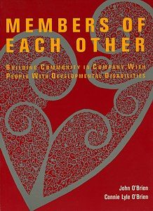 Members of Each Other - book cover