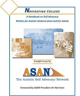 Navigating College - book cover