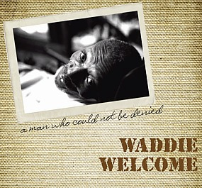 Waddie Welcome DVD cover