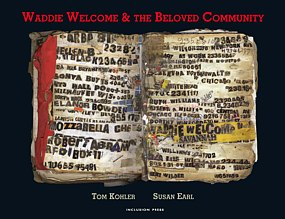 Waddie Welcome - book cover