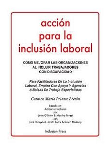 Action para la inclusion laboral - book cover