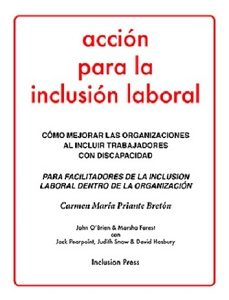Action para la inclusion laboral Organizaciones - book cover