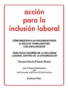 Action para la inclusion laboral Organizaciones - book cover