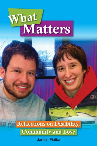 What Matters cover