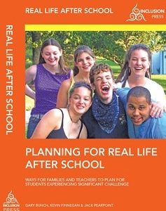Planning for a Real Life After School - book cover
