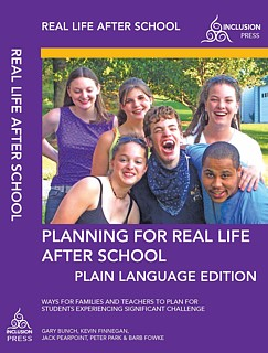 Planning for a Real Life After School. plain book cover