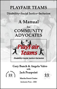 Playfair Advocates Manual cover