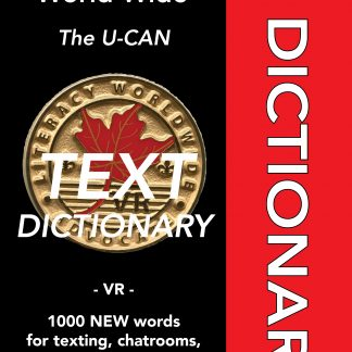 U-CAN Text Dictionary - cover image
