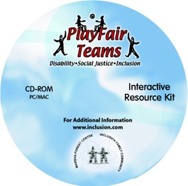 PlayFair Teams - CD - cover image