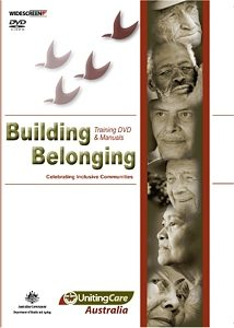 Building Belonging - DVD - cover