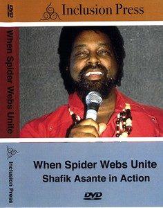 When Spider Webs Unite - DVD cover