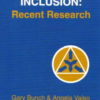 Inclusion.Recent.research.cover