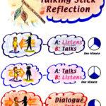 Talking Stick Reflection
