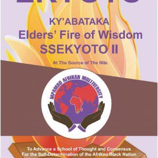 Ekyoto Ky'Abataka cover