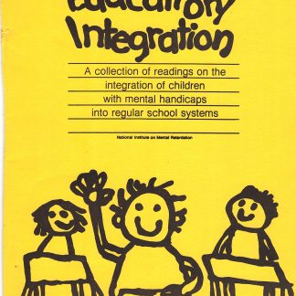 Education-Integration.1984.Marsha Forest.cover