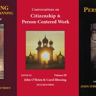 Person Centered Planning pack covers