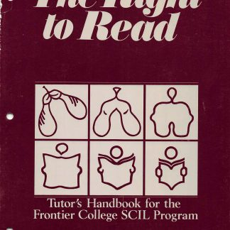 Right to Read.Tutors Handbook.cover