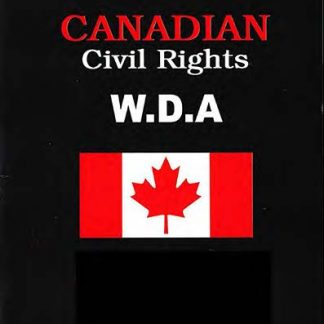 W.D.A. Canadian Civil Rights Booklet.2018.frcover
